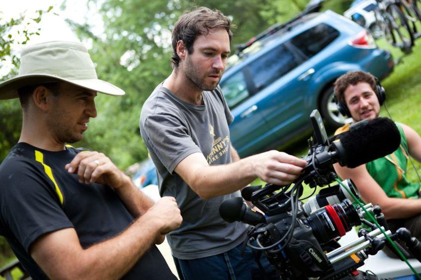 mcmanus brian and film crew