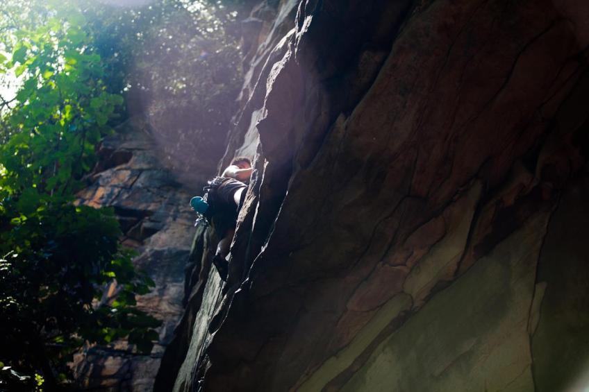 mcmanus climbing 1