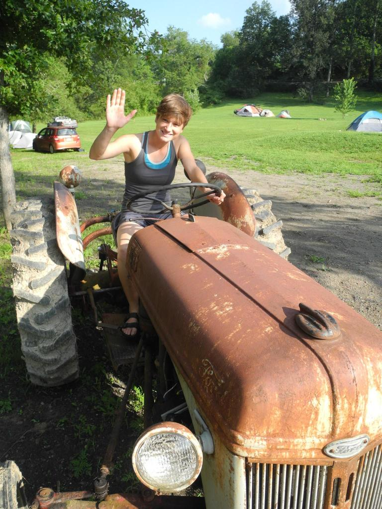 susanne tractor