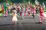 peoplerunningwithflag