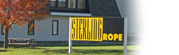 Sterling is based out of Maine, so I'm beginning to suspect a little east coast pride going on here.