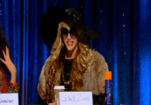 rachel zoe drag queen
